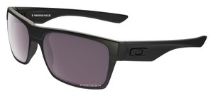 Oakley OO9189-26 Rectangular Oakley Matte Black Male Sunglasses