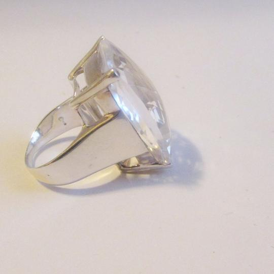 Other Rectangular Faceted Ring