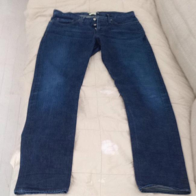 Helmut Lang Relaxed Fit Jeans-Medium Wash