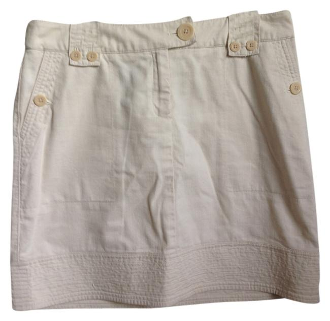 Jones New York Skirt Bone