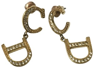Dior Dior Gold earrings