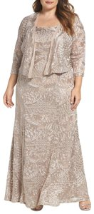 Alex Evenings Plus Size New With Tags Mother Of The Bride Set Jacket Set Dress