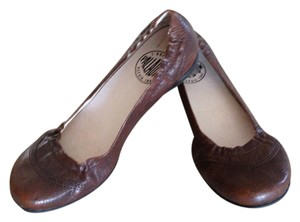 Palladium Brown Flats