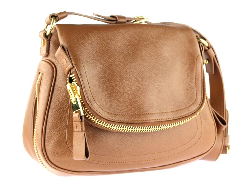 21fe90697e Tom Ford Jennifer Leather Cross Body Bag Image 11. 123456789101112