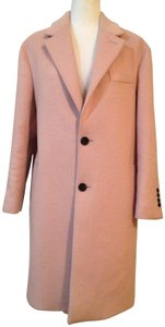 Andersson Bell Unisex Wool Parka Long Pea Coat
