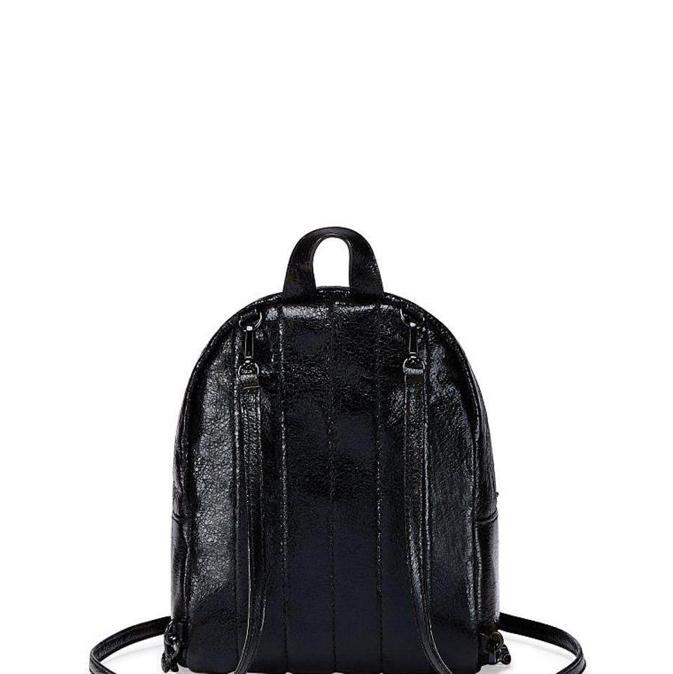 dfc036412b7 Victoria s Secret Metallic Crackle Mini City Backpack - Tradesy