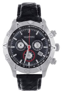 Valentino Valentino Chronograph V40LCQ9909-S009 Stainless Steel Quartz Men's Watch