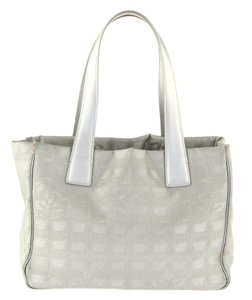 Chanel Made In Italy Tote in Gray