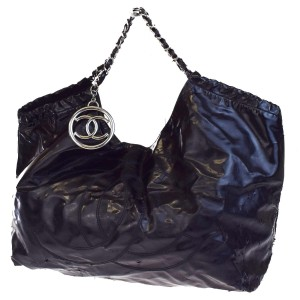 Chanel Made In France Tote in Black