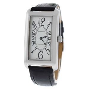 Tourneau Mint Authentic Unisex Tourneau Stainless Steel Quartz 25 mm x 42 mm