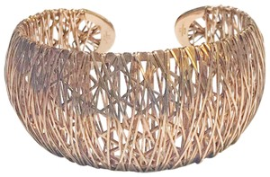 Milor GORGEOUS!!! Milor Rose Gold Plated Cuff