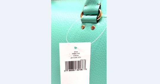 Kate Spade Satchel in Giverny Blue
