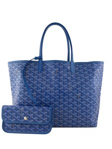 Goyard Tote in Sky Blue