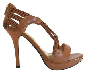 Dollhouse Tan Sandals