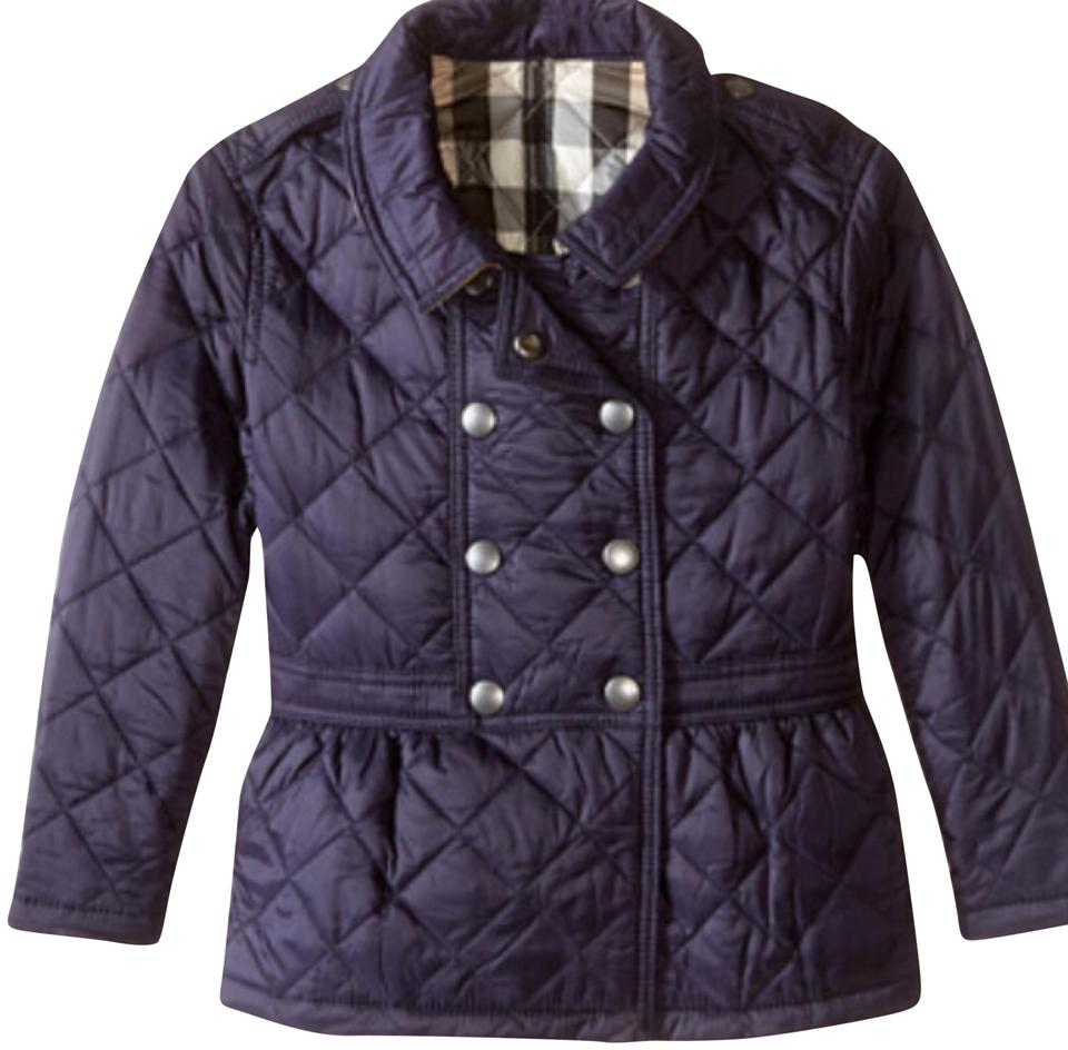 Burberry Outerwear - Up to 70% off at Tradesy : burberry purple quilted jacket - Adamdwight.com