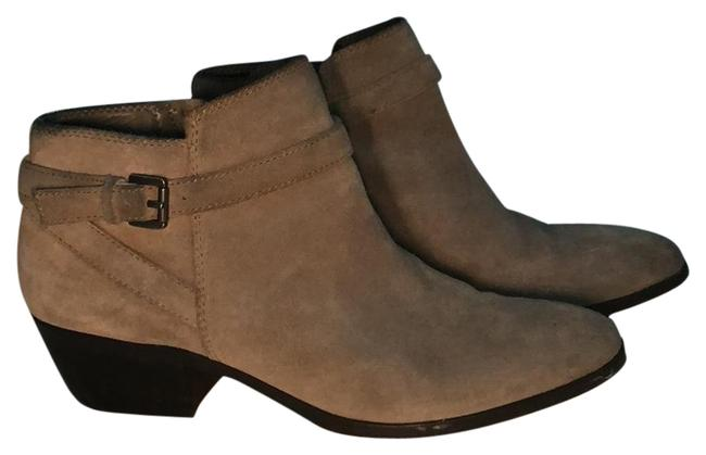 Sam Edelman Grey Pirro Suede Boots/Booties Size US 7 Regular (M, B) Sam Edelman Grey Pirro Suede Boots/Booties Size US 7 Regular (M, B) Image 1