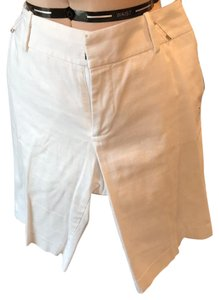 Sinclaire 10 Bermuda Shorts white