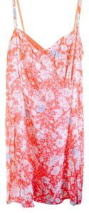 Free People short dress Peach Cute Back on Tradesy
