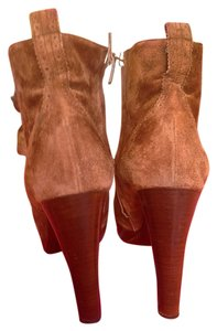 Ralph Lauren Brown suede Boots