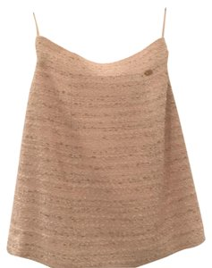 Chanel Skirt pale pink