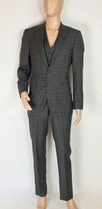 Hugo Boss Grey Three Piece Suit