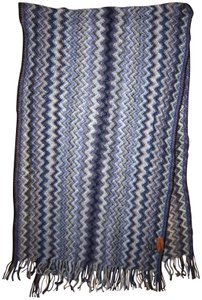 Missoni Missoni Blue Multi scarf wrap - only worn once!