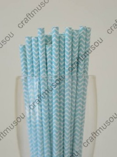 Multi-color Many To Choose From 200 Pieces Paper Drinking Straws Other