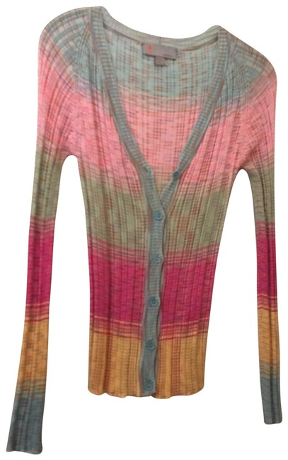 Preload https://img-static.tradesy.com/item/22739303/missoni-multicolor-sweater-button-down-top-size-6-s-0-1-650-650.jpg