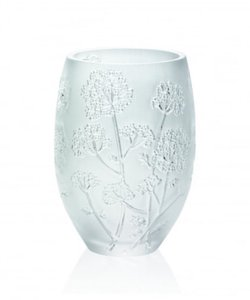 Lalique New In Box Ombelles Vase