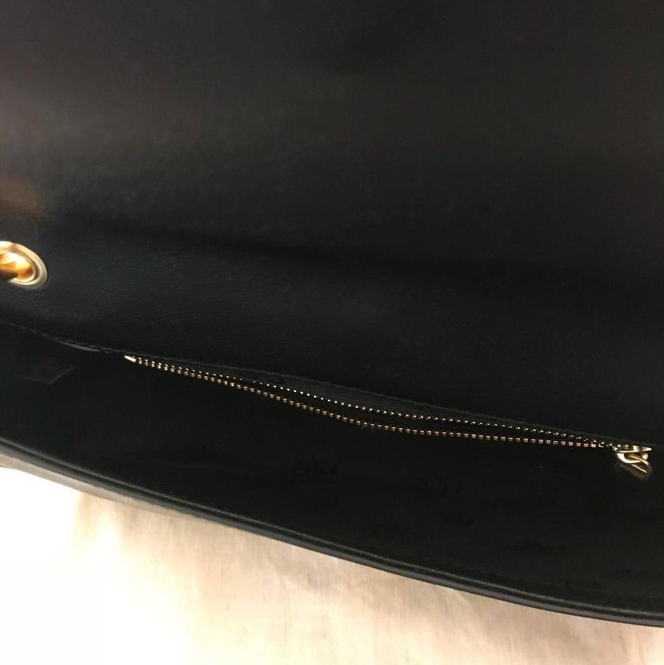 Cross Tory Lining Burch Body Black Bag Alexa Leather qXZg7rwXx