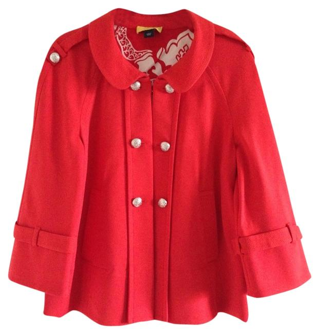SoCa St. John Red Jacket