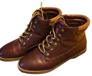 Ralph Lauren Collection burgundy Boots