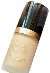 Too Faced Too faced born this way foundation. Brand new in box. Only have shades porcelain and ivory. Let me know what shade you want upon purchase.