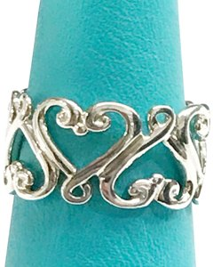 Tiffany & Co. Tiffany & Co. Venezia Goldoni Heart Ring