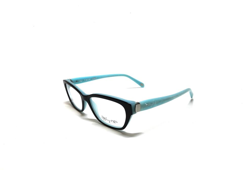 25f09c87d1ec Tiffany   Co. Black and Blue New Optical Tf 2114 8055 - Free 3 Day ...