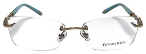 Tiffany & Co. NEW | TF 1117 Infinite Loop Rimless Optical - FREE 3 DAY SHiPPING