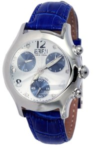 EFFY Central Park Mother-of-Pearl Dial Unisex Watch