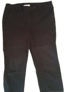 Xhilaration Capri's Capri Stretch Ladies Capri's Capri/Cropped Pants Black