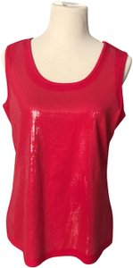 Chico's Top hot pink