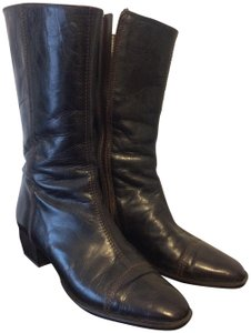 Tiziana Cervasio dark brown Boots