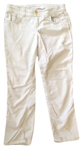 Juicy Couture Capris White