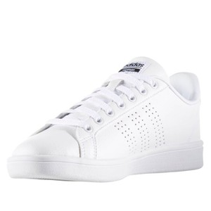 adidas White/Clean Athletic