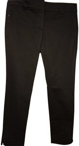 Blumarine Straight Pants Black