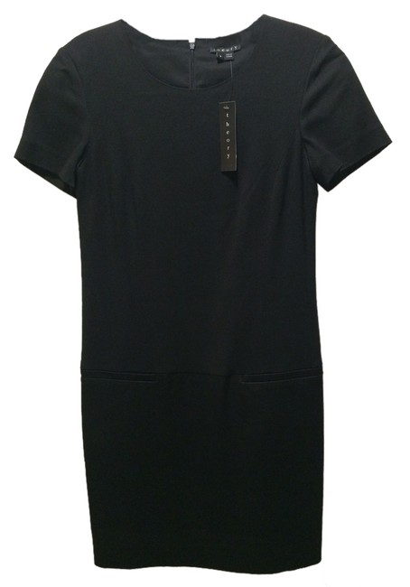 Preload https://item3.tradesy.com/images/theory-black-above-knee-workoffice-dress-size-0-xs-2274367-0-0.jpg?width=400&height=650