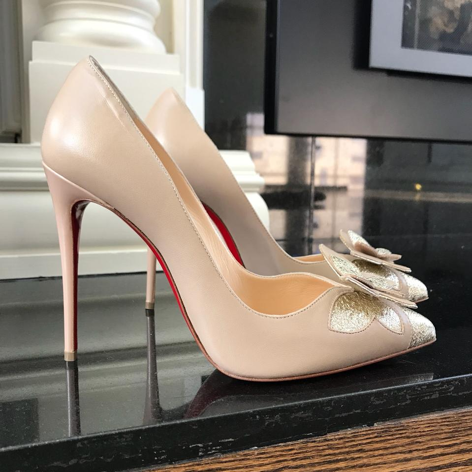 Christian Louboutin Maripopump Butterfly Pumps mit roter