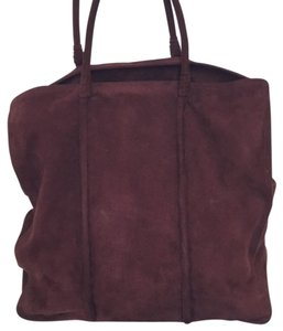 Bottega Veneta Satchel in maroon