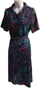 Peter Kaiser short dress multicolor on Tradesy