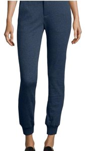 Vince Trouser Pants Heathered Blue