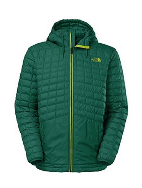 Item - Green Hooded Coat Size 14 (L)