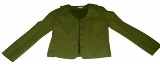 Preload https://item2.tradesy.com/images/ann-taylor-loft-green-tweed-style-wpeter-pan-collar-spring-jacket-size-8-m-22746-0-0.jpg?width=400&height=650